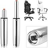 Deuba® Gasdruckfeder Bürostuhl Gasdruckdämpfer Gasfeder Hocker bis 355mm 400Nm ✔180kg Belastbarkeit ✔stufenlos ✔höchste Güteklasse III ✔Modellauswahl