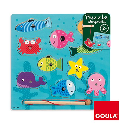 Jumbo Spiele Goula D53131 - Magnet-Angelspiel
