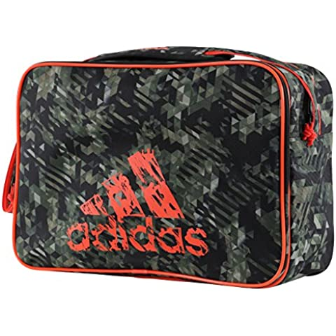 Borsa Leisure Messenger Adidas Camo (ORANGE, GRANDE: 46x32x19 (Orange Messenger)