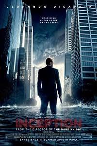 Inception Poster 61X91 cm roulé - Affiche CineShopping