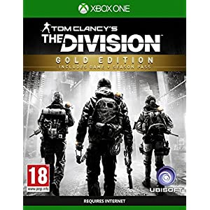 Tom Clancy's The Division - Gold Edition (Exclusive to Amazon.co.uk) (Xbox One)