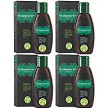 Indeevaram Herbal Oil for Hair and Skin– Pack of 4 (100 ml x 4)