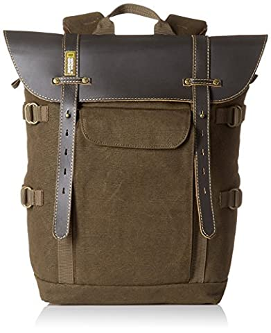 National Geographic A5290 Medium Rucksack for DSLR Lenses Laptop and (Zaino National Geographic)