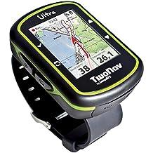 TwoNav Ultra Montre GPS + ceinture cardio Noir/Vert