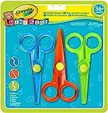 Crayola 81-8119-E-000 - 3 Forbici per Bambini