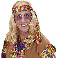 Widmann 6495S - Perücke Hippie