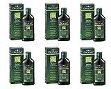 biosline–Biokap Shampoo Anti-Schuppen-6Packungen 200ml, Antischuppen, Dermopurificante, sebo-equilibrante, erfrischend