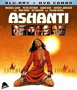Ashanti [Blu-ray] [1979] [US Import]