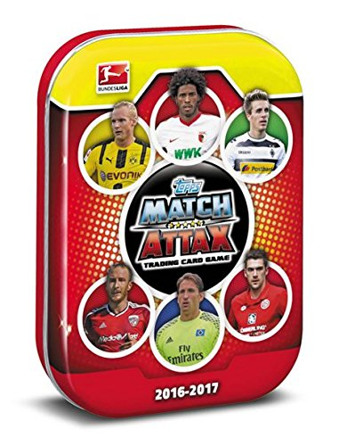 Preisvergleich Produktbild Match Attax–Topps–2016/17–Mini Tin–Deutsch