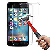 Iphone 6 Best Deals - iPhone 6 / 6S Pellicola Protettiva, [2 Pack] Ohero Temperato di Protezione in Vetro Dello Schermo per iPhone 6 / 6S [Anti-Scratch] 0,2mm 9H Schermo Protezione