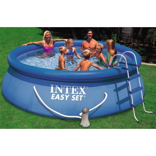 Easy-Set Pool ca. 244x76cm, ohne Zubehör, schnell und leicht aufbaubar