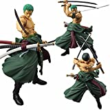 Megahouse One Piece Figura Action Heroes Roronoa Zoro 18 cm