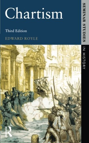Chartism (Seminar Studies In History) by Edward Royle (1996-08-29)