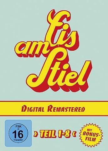 Eis am Stiel - Box - Teil 1-8 [9 DVDs]