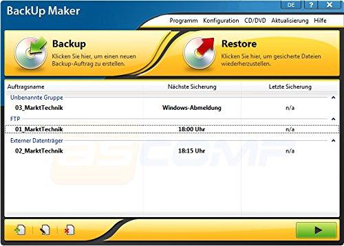 Backup Maker Pro...