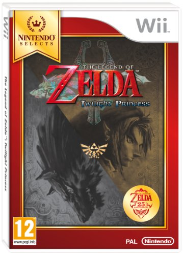 Nintendo Selects : The Legend of Zelda: Twilight Princess (Nintendo Wii) by Nintendo (Wii Nintendo Zelda)