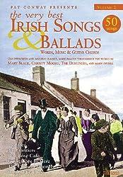 Very Best Irish Songs & Ballads: Words, Music & Guitar Chords