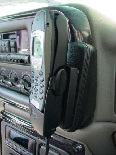 KUDA Telefonkonsole (LHD) für: GMC Yukon/Denali (USA)/Echtleder schwarz