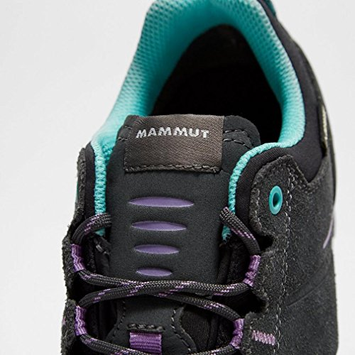Mammut Wall Guide Low GTX Women Grau/Purple