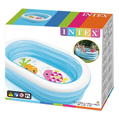 Intex 57482NP – Pool Oval Whale Fun - 6
