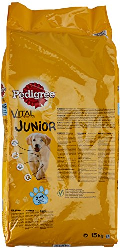 Pedigree Junior Medium Huhn und Reis - 2