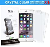 Best Iphone6 Screen Protectors - iPhone 6s/ 6 Screen Protector **[ PACK OF Review