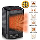Best Bionaire Ceramic Heaters - MroTech Electric Heater Personal Fan Heater 450W / Review