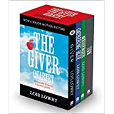 The Giver Boxed Set: The Giver, Gathering Blue, Messenger, Son (The Giver Quartet)