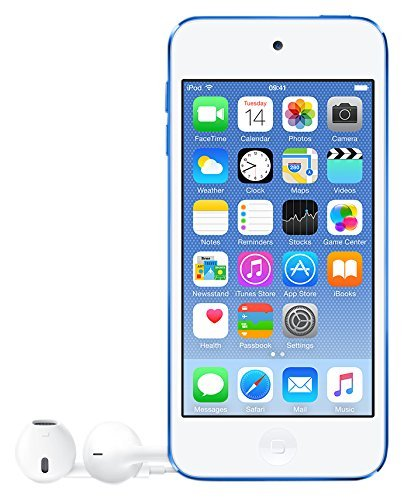 Image of Apple iPod touch 6. Generation 128GB blau
