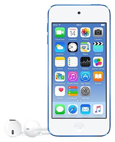 Apple iPod touch 6. Generation 128GB blau (Blau Ipod 4. Generation)