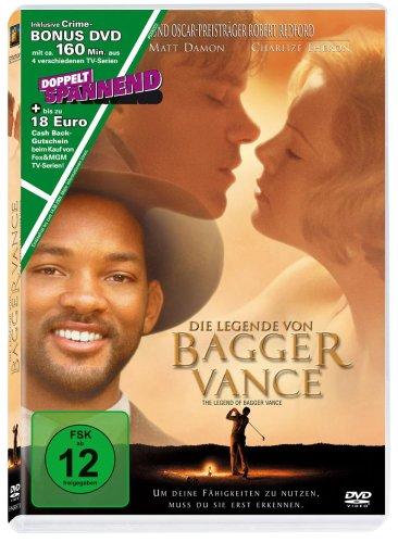 Die Legende von Bagger Vance (+ Bonus DVD TV-Serien)