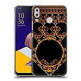 Head Case Designs Offizielle Sven Fauth Gold Maori Ruckseite Hülle für ASUS Zenfone 5z ZS620KL/5 ZE620KL