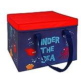 tumama baule portagiochi bambini contenitore giochi cesta porta giocattoli