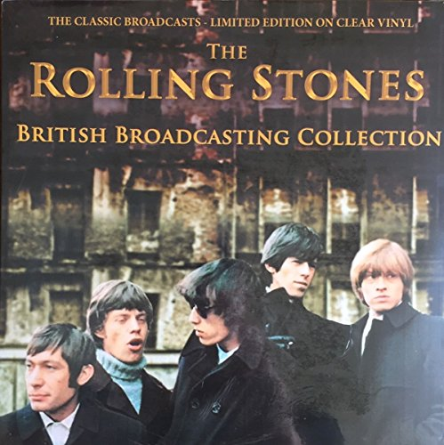 The Rolling Stones – British Broadcasting Collection