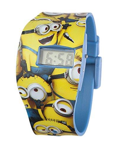 Reloj de Los Minions para niño color amarillo