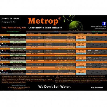 SCHEMA DE CULTURE METROP par  METROP