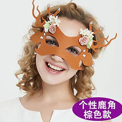 Fanfan Lace Masquerade Maske Halloween Eyemask Venezianische Masken -