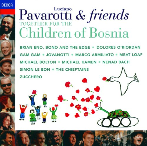 Pavarotti & Friends Together F...