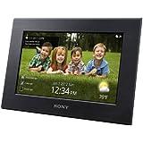 Sony DPF-W700 Digitaler Bilderrahmen (17,8 cm (7 Zoll) Touchscreen, W-LAN Funktion, WiFi, Kartenslot)
