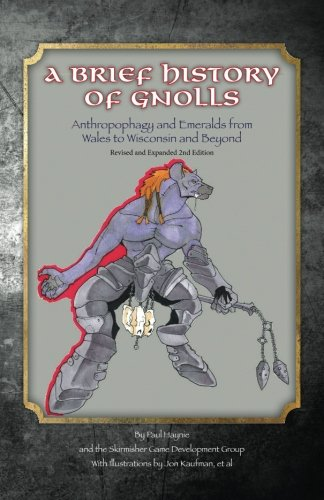 A Brief History of Gnolls: Anthropophagy and Emeralds from Wales to Wisconsin and Beyond