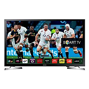 Samsung Series 4 UE32J4500 32-Inch Widescreen HD Ready LED Smart TV with Built-In Wi-Fi and Freeview HD