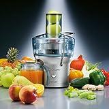 Gastroback Entsafter Easy Juicer 0,8 l 5 tlg. silber Kunststoff Tresterbehälter/spülmaschinengeeignet