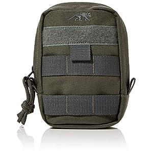 Tasmanian Tiger TT Tac Pouch 1 EDC Rucksack-Zusatztasche mit Molle-System und Patch-Fläche, 15 x 10 x 4