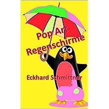 Pop Art Regenschirme