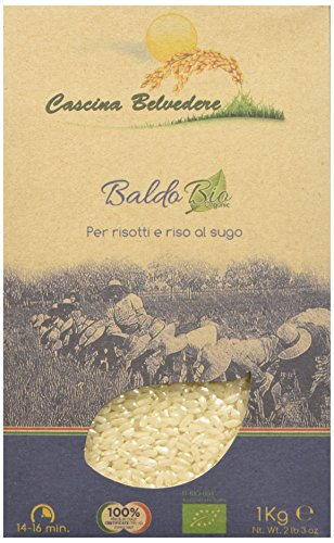 Cascina Belvedere Riso Bianco Superfino Baldo - 1000 gr