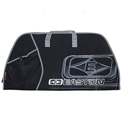 Easton Micro Flatline Bow Case schwarz/Silber