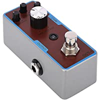Micro Metal Guitarra Pedal Boost Distorsión Efecto 3 Modos True Bypass