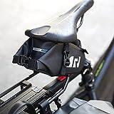 DCCN Fahrrad Lenkertasche Wassdichte Satteltasche Handy Tasche für Mountain Bike -