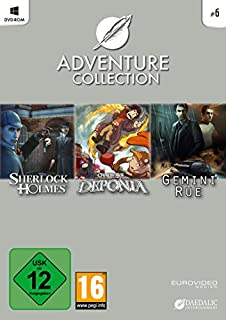 Daedalic Adventure - Collection Vol. 6 - [PC] (B00HT041PO) | Amazon price tracker / tracking, Amazon price history charts, Amazon price watches, Amazon price drop alerts