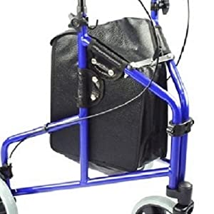 Replacement tri walker / three wheel walking frame shopping bag